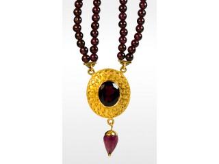 18 Karat Gold Necklace