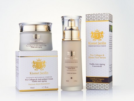 Intensive Botanical Complex Cream & Serum